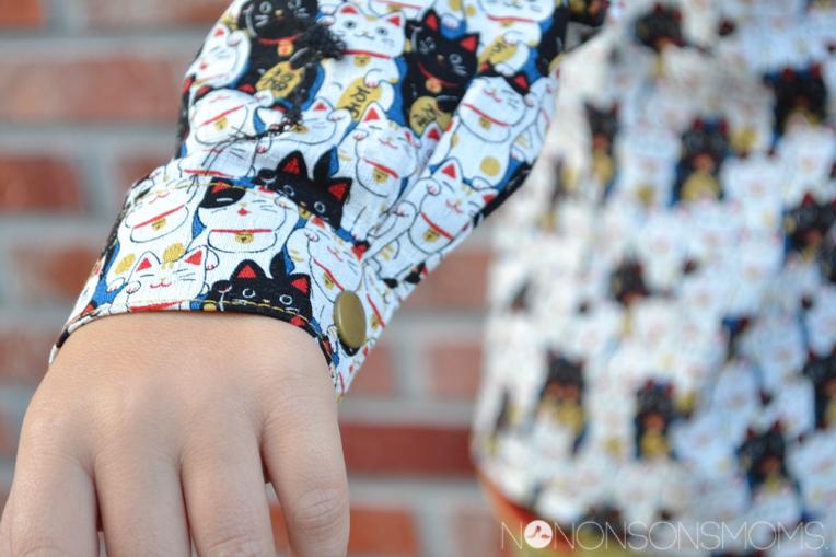 Theo Zonen 09 Maneki Neko Como textiles