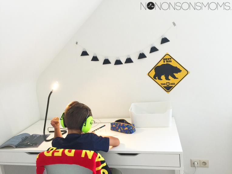 huiswerkroutine bij verstrooide kinderen