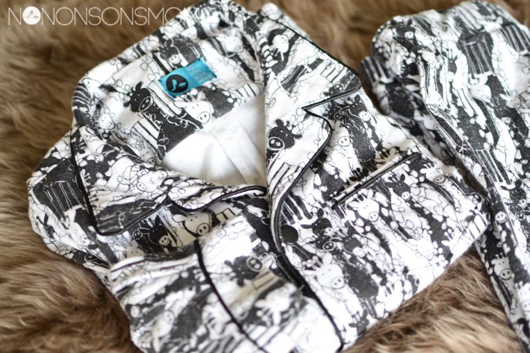 Theo Zonen 09 flanellen pyjama
