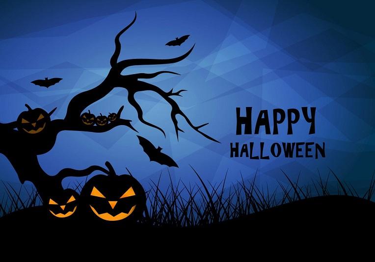 Happy Halloween Vecteezy.com