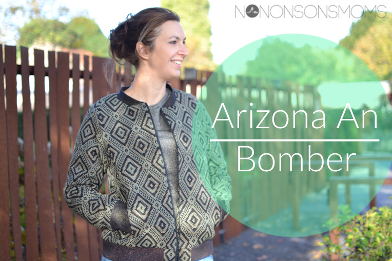 Arizona An Jacquard bomber uit Ottobre