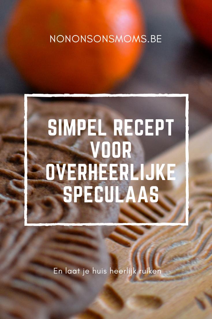 simpel recept voor overheerlijke speculaas - vegan