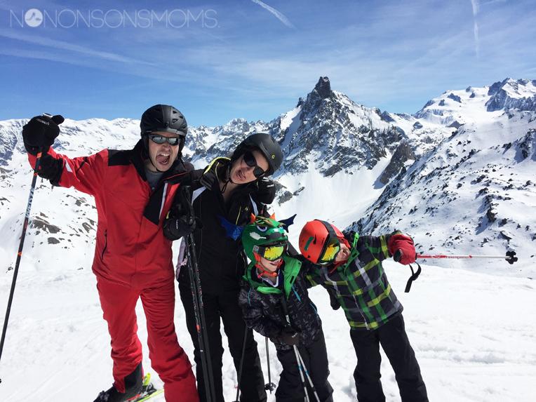 Jaaroverzicht van 2017 - skiën in Courchevel met intersoc