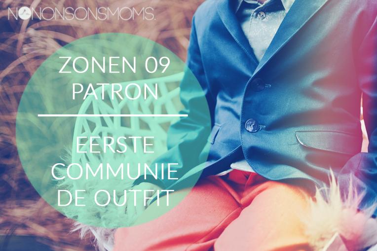 eerste communie outfit zonen 09 - jack, cisse en theo
