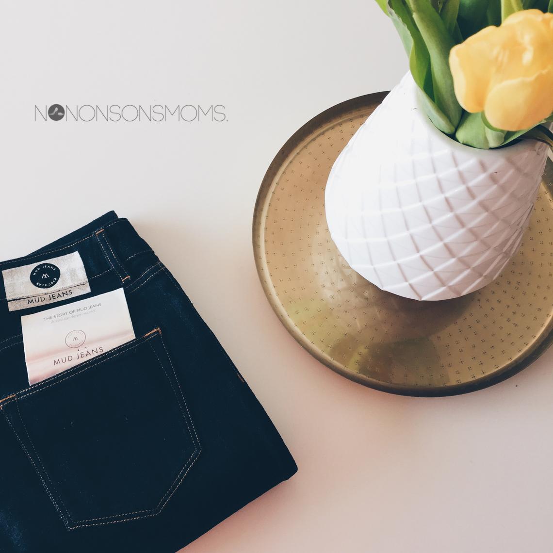 MUD jeans - gerecycleerde jeans bij HOST