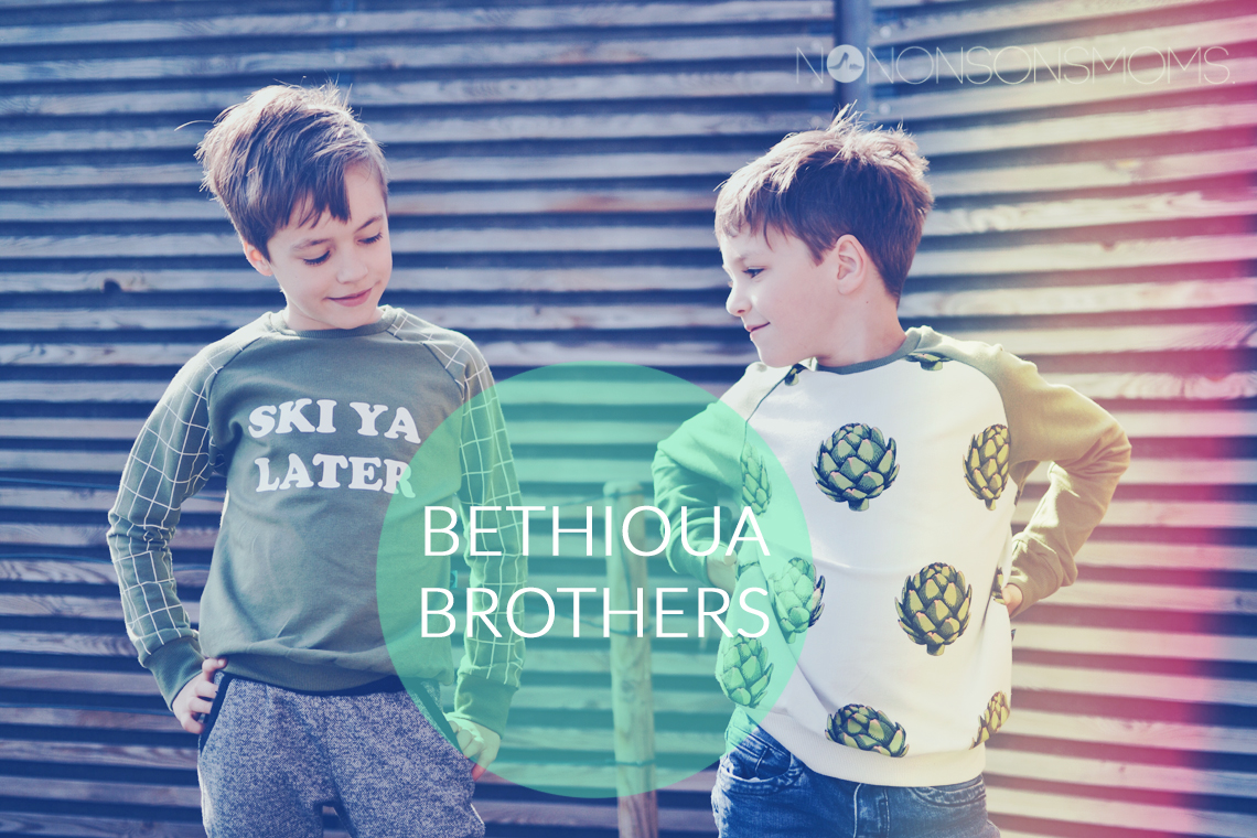 Bethioua brothers - See you at six - artichoke ski ya later