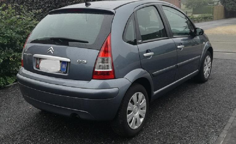 Citroën C3 Bolleke