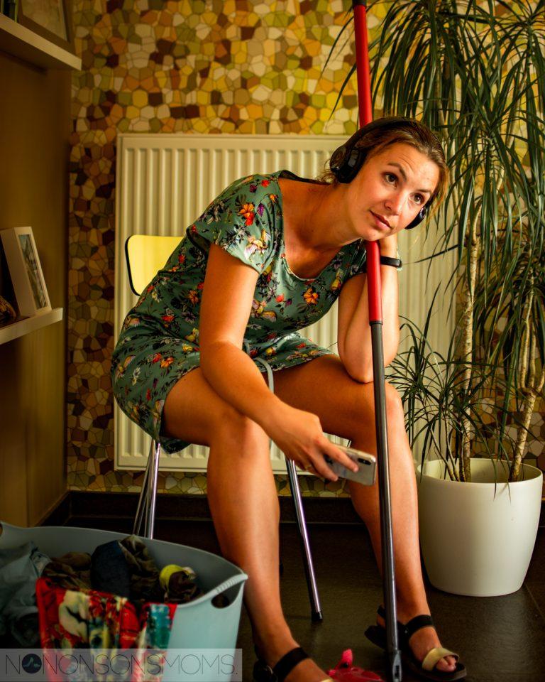 Hoe ik mijn uitstelgedrag voor saaie huishoudelijke taken overwon