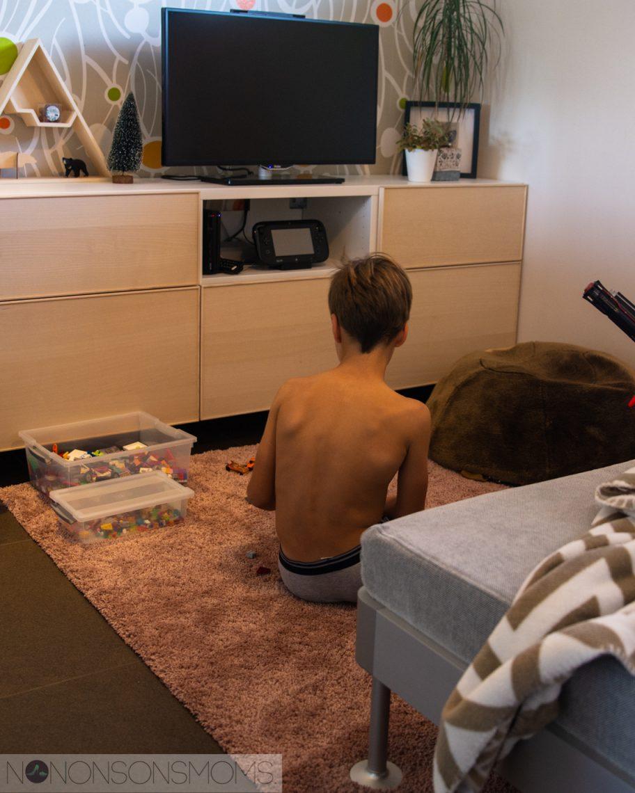 speelruimte, werkruimte inrichten, gameroom