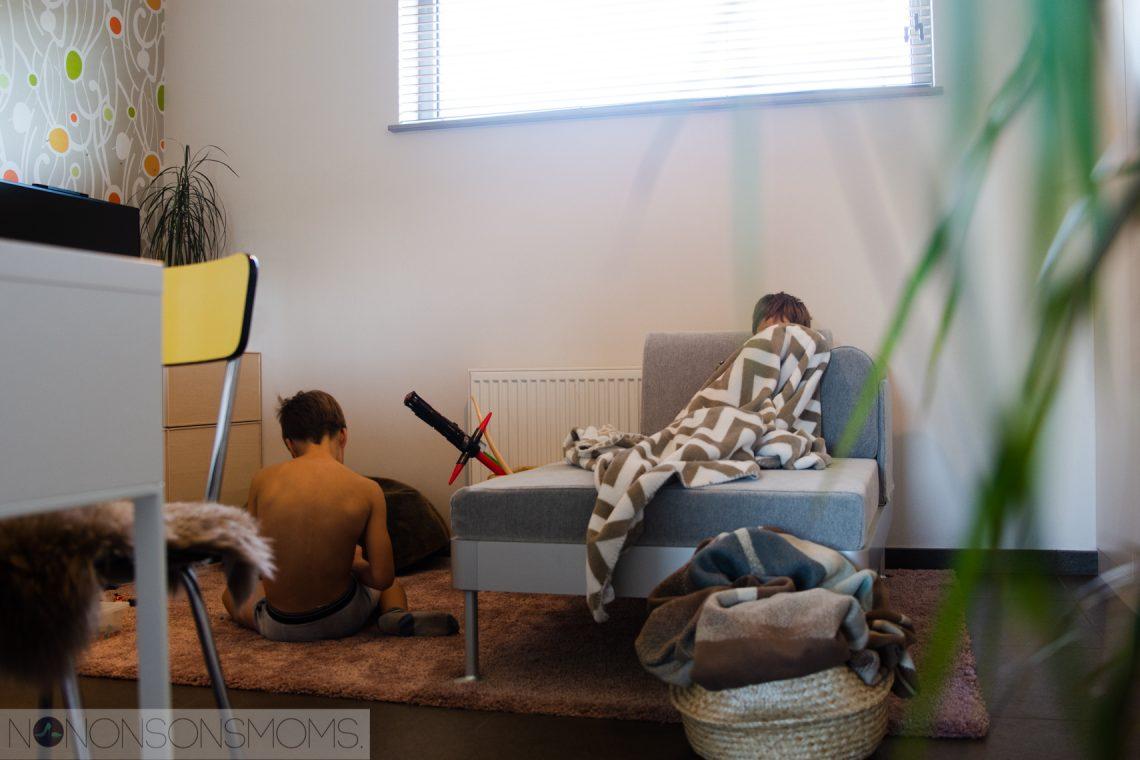 Speel- en werkruimte - gameroom