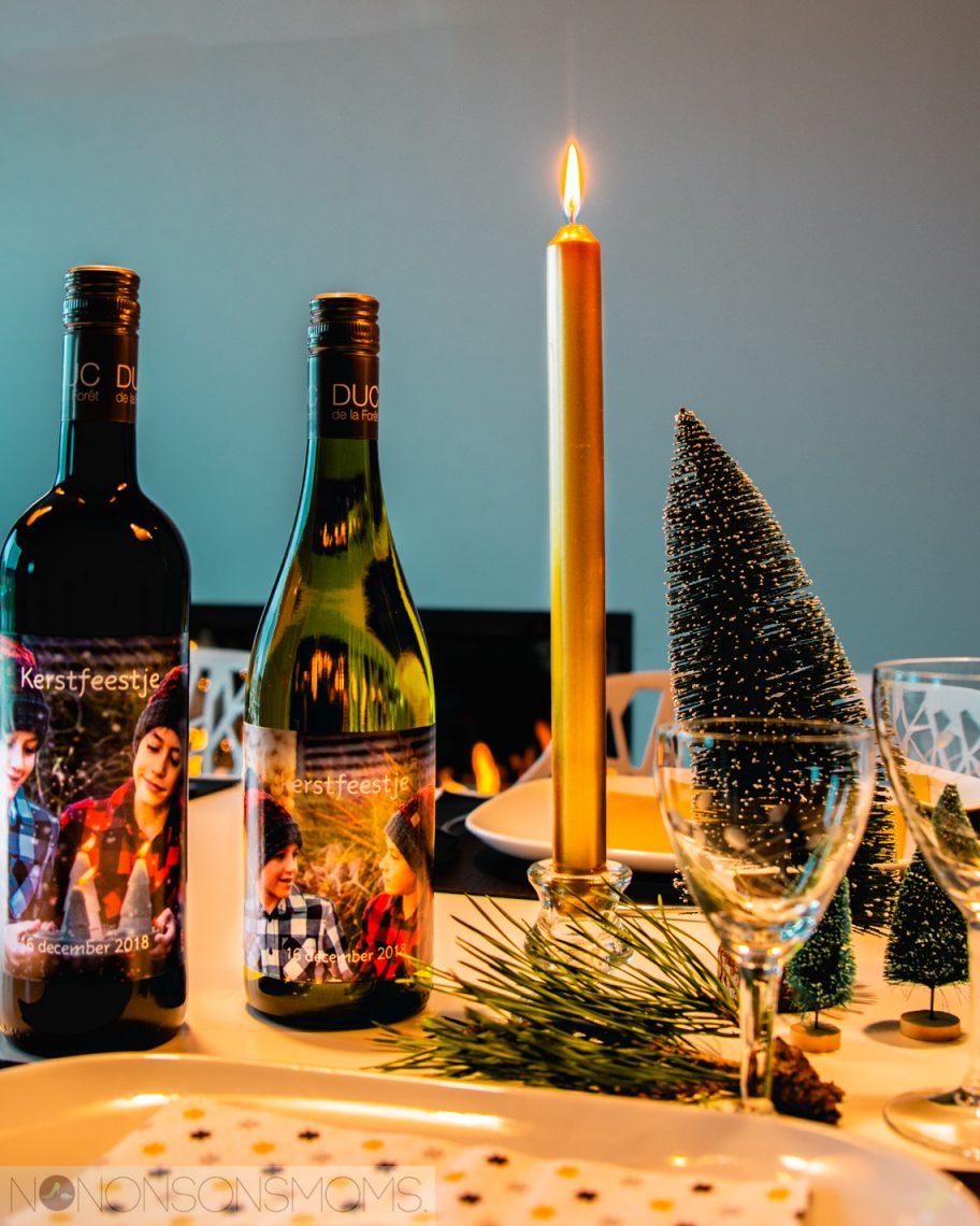 Decathlon, gepersonaliseerde cadeau's, greetz.be, gepersonaliseerde wijnfles