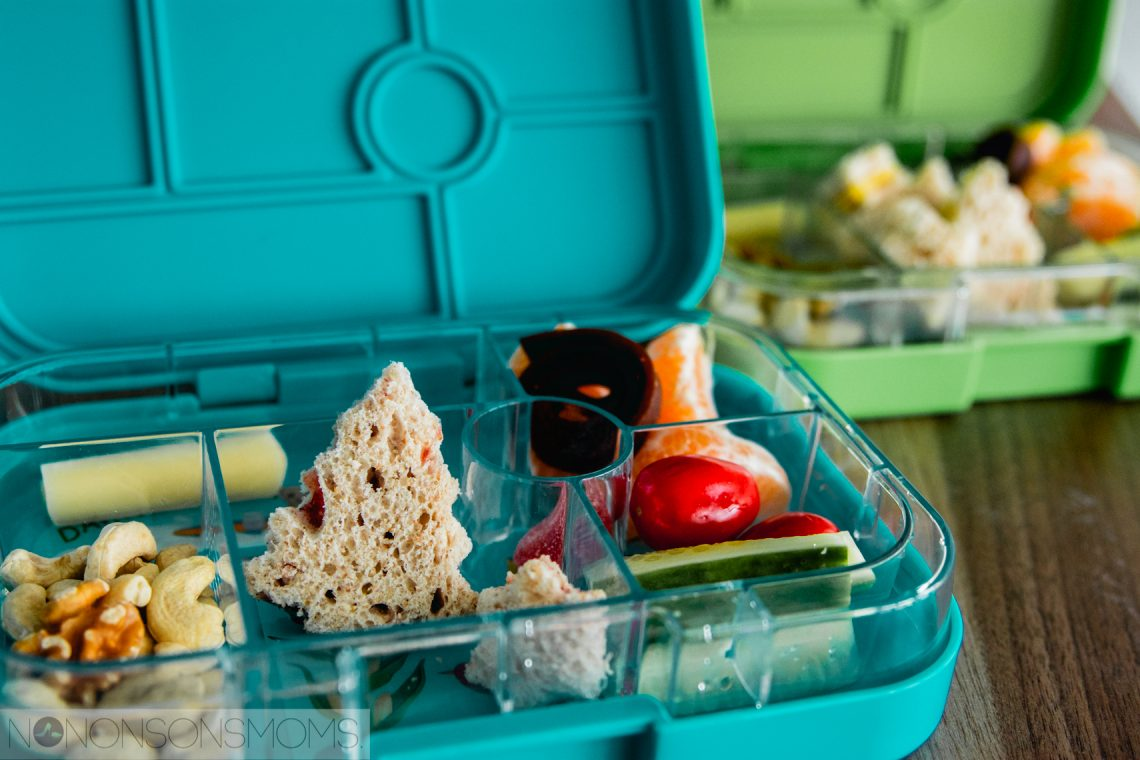 yumbox - bento - lunch - brooddoos