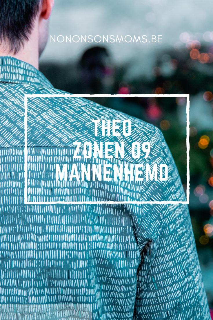 Theo - Zonen 09 - hemd - mannenhemd