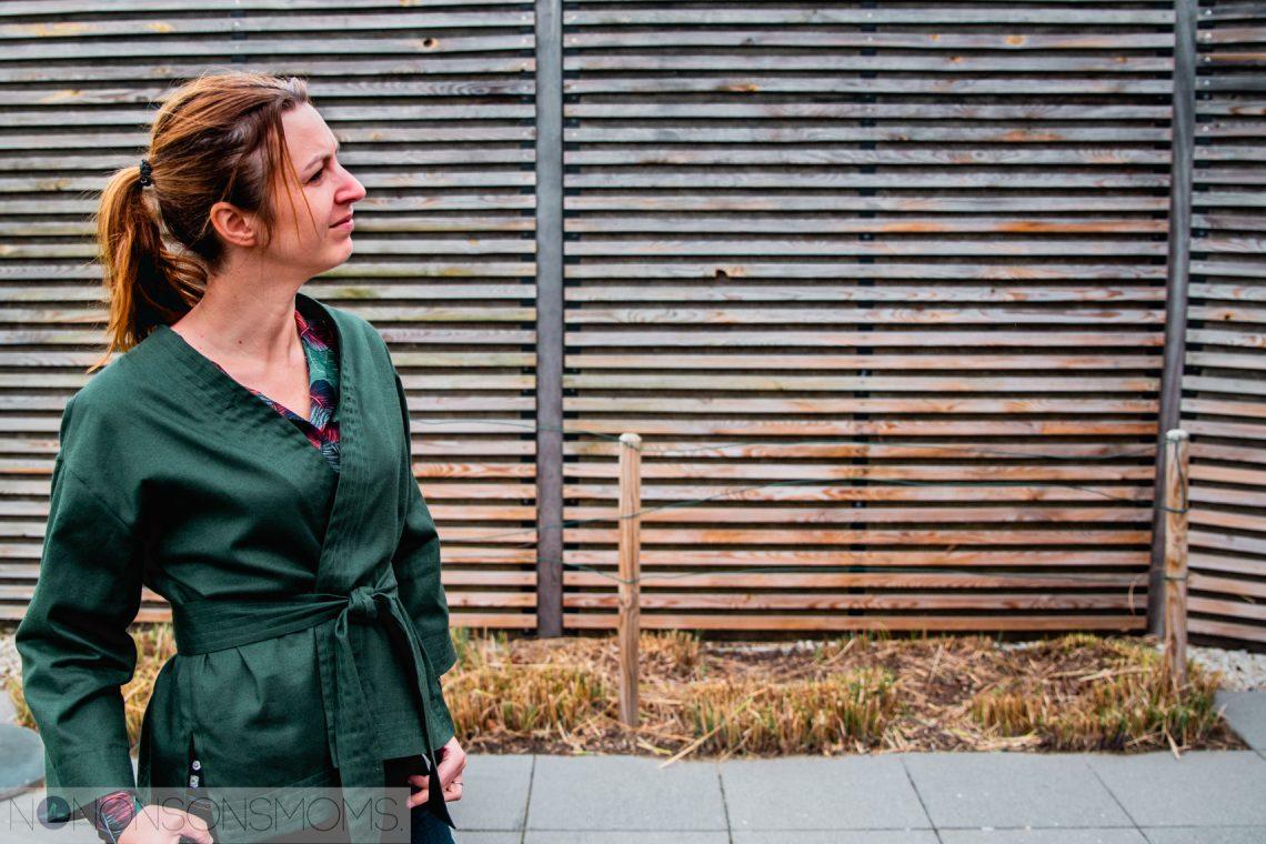 Julia Kimono Fibremood