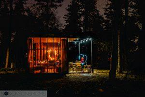 Nutchel cosy cabin