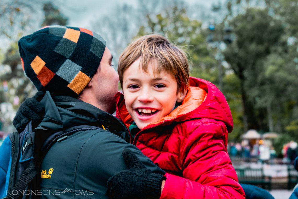 snuffel- en knuffeltocht - sos kinderdorpen - vaderdag