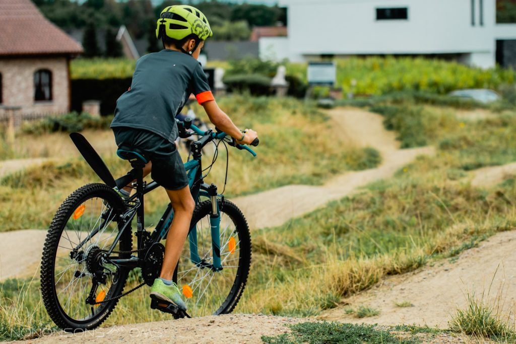pumptrack - Sven Nys Cycling Center