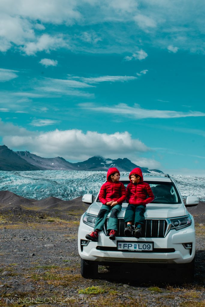 Een roadtrip door IJsland met kinderen - onze route