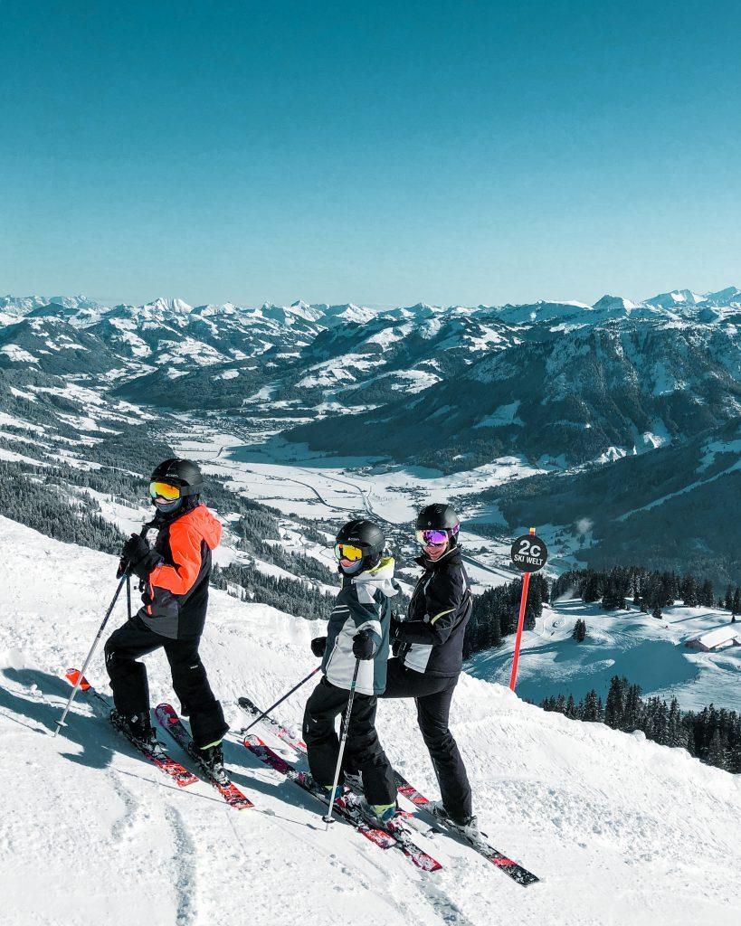 skiën in Oostenrijk, skiwelt