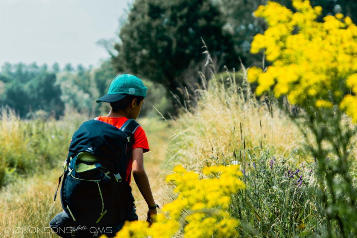 Wat zit er in je rugzak op dagwandeling in de bergen - met gratis download checklist