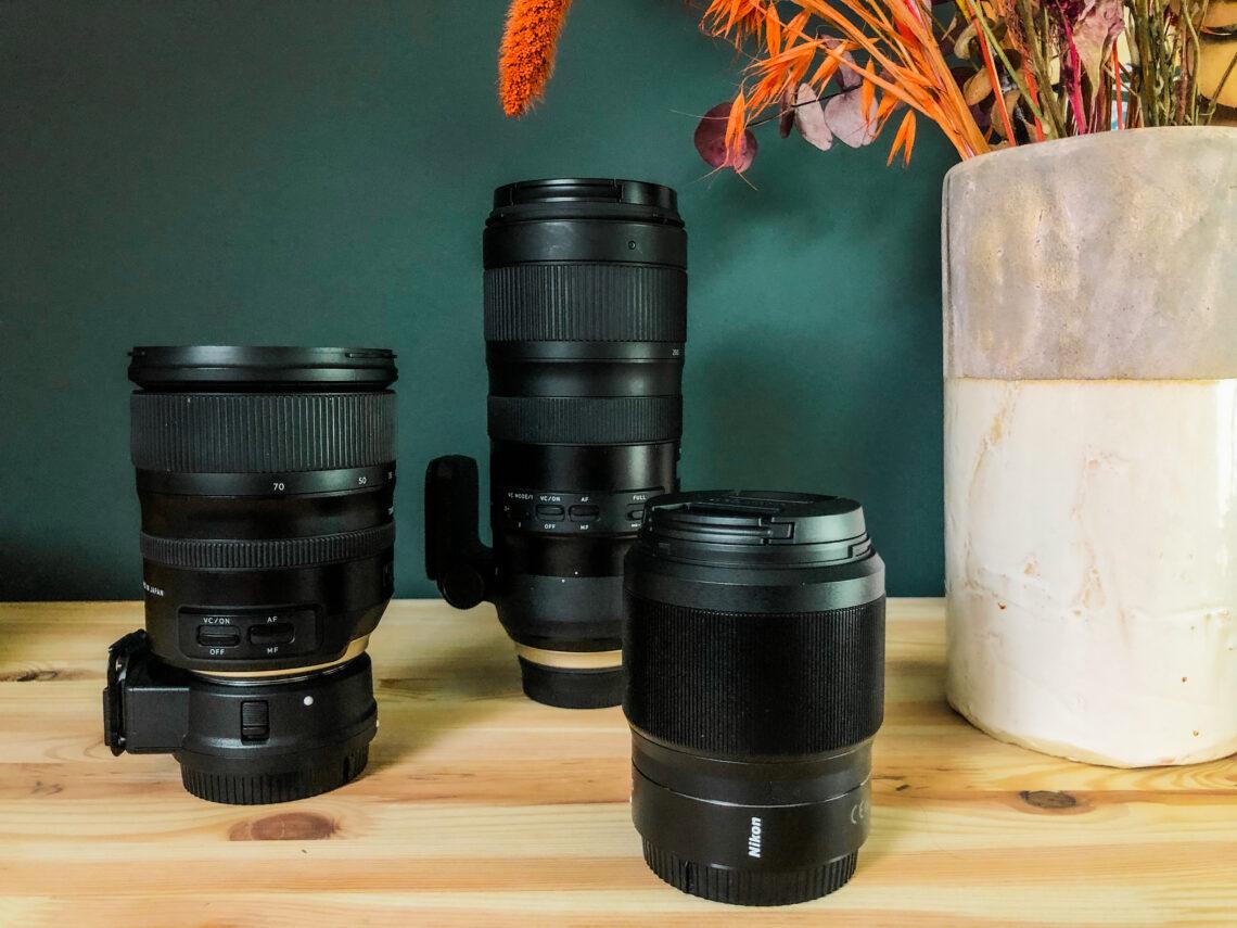 Koopgids: Welke lenzen kies je best voor je camera?